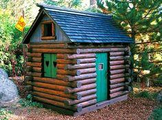 Projetada pela norte-americana Barbara Butler (www.barbarabutler.com), a casa de bonecas Lob Cabin é estruturada em madeira e mede 1,52 m x 2,13 m x 3,04 m. Em estilo rústico, a cabana é vendida por US$ 18.590, o que corresponde a R$ 72.571,64 I Valor referente à cotação do dia 27.10.2015