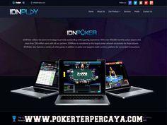 POKERTERPERCAYA.COM - Berbagai kelebihan akan kalian dapatkan jika bermain dengan Server IDN Poker Terbaik di indonesia. Permainan ini memang telah menjadi terfavorit diantara jenis judi kartu lainnya.