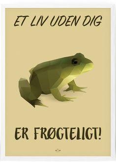 Frog - Danish - Hipd.dk