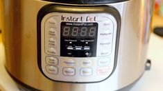 The Instant Pot is user friendly in so much as it is a very safe, self-contained, all-in-one multi-cooker, but its user interface is not exactly intuitive. There are a lot of buttons, and trying to intuit what they do exactly can make one feel a …