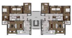 Lotus Beytepe STYLE Kat Planı