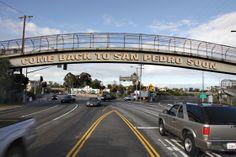 San Pedro: A Different Kind of Burgeoning Art Scene