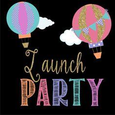 LuLaRoe launch Party signbutterfly by MichelleRayeDesigns