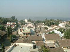 Travel guide to Daman and Diu