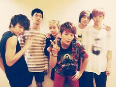Teen Top cuties
