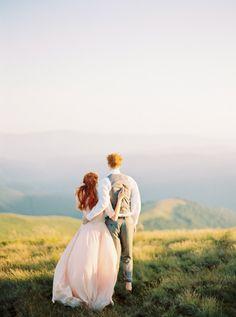 Yuri Yatel | Fine Art Film Photographer » Wedding And Family Photographer in Newport Beach California » Julia and Den