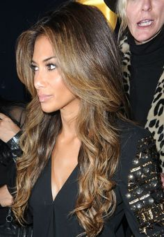 I dont know who this Nicole Scherzinger is, but I like her hair. Love Hair, Great Hair, Gorgeous Hair, Nicole Scherzinger Hair, Make Up Inspiration, Hair Color And Cut, Grunge Hair, Hair Highlights, Color Highlights