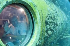 Explorer Fabien Cousteau Talks About Spending 31 Days Underwater, Travel and His Famous Family