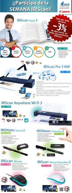 #IRIScanNote IRIScan Mouse #IRIScanPro #escaner portatil  www.gvinformatica.com.ar #Olivos_VL #FloridaEsteVL #VecinosVL
