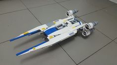 LEPIN Star War Death Genuine Series War U Star Wing Fighter Building Blocks Toys - Blocks