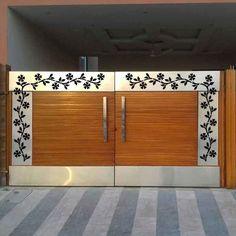 CNC Plasma – Makerbhawan Latest Gate Design, Modern Main Gate Designs, Iron Main Gate Design, Home Gate Design, Gate Wall Design, Grill Gate Design, House Main Gates Design, Main Entrance Door Design, Modern Steel Gate Design