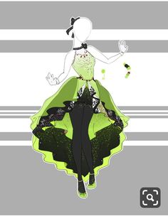 ::Outfit Adoptable by Scarlett-Knight on DeviantArt - .::Outfit Adoptable by Scarlett-Knight. Dress Drawing, Drawing Clothes, Vestidos Anime, Knight Outfit, Cute Dresses, Beautiful Dresses, Fantasy Gowns, Anime Dress, Dress Sketches