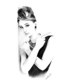 Hey, I found this really awesome Etsy listing at https://www.etsy.com/listing/157109538/audrey-hepburn-breakfast-at-tiffanys