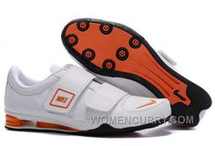 sports shoes 74194 804ba Men s Nike Shox R3 Shoes White Orange Black Discount, Price   69.87 - Women  Stephen Curry Shoes Online