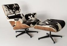 reupholstered classic eames chair for the home pinterest eames