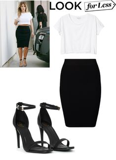"""get the look for less((gtlfl)):Kim kardashian"" by theblushingbeauty on Polyvore"