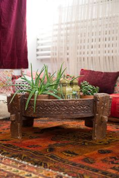 Indian Surat Table | Patina