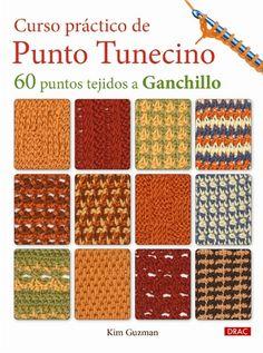 Curso práctico de punto tunecino http://www.editorialeldrac.com/Drac/fichaPublicacion.aspx?Id=2438