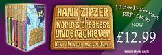 Hank Zipzer 10 Books Collection Pack Set By Henry Winkler