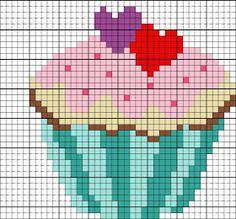 Los patrones que os traigo quedan genial en un mantel para los pasteles o las pastas, en un cuadro para decorar o en un paño para la coc...