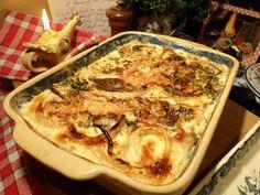 RECETTE : GRATIN de Pommes de Terre à la Normande Mère Mitraille