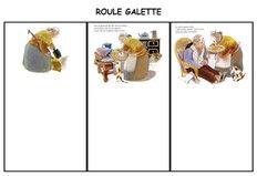 1000 images about french kindergarten graduation ideas on - Image roule galette imprimer ...
