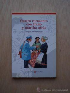 Cuatro corazones con freno y marcha atrás de Enrique Jardiel Poncela