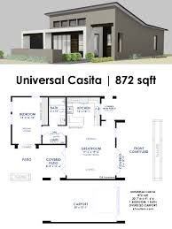 Image Result For Casita Floor Plans Modern House Plans Modern Contemporary House Plans Small Modern House Plans