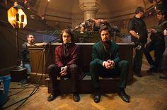 See James McAvoy + Daniel Radcliffe in Victor Frankenstein