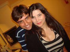 Nossa primeira foto juntos!