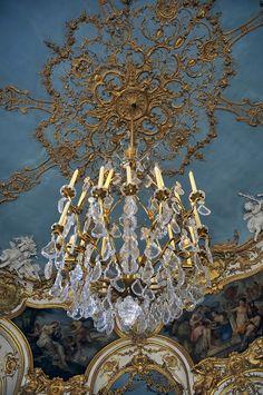 incredible Rococo detail! - Hôtel de Soubise Paris...1735-40 built for the Prince and Princess de Soubise