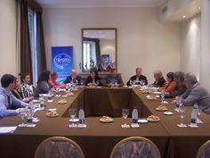 Diputados Nacionales del FPV se reunieron con autoridades de Fehgra