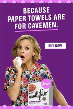 Dont be a caveman. Use the new Vanity Fair Extra Absorbent Napkins for your next dinner party. Or for that scone you know youre gonna eat. Stupid Memes, Funny Jokes, Hilarious, Diet Meme, Lol, Golden Girls, Vanity Fair, Dumb And Dumber, Napkins