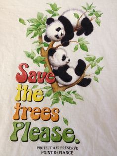 Save the #trees