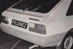 OG   FSO Polonez Caro   Full-size clay mock-up
