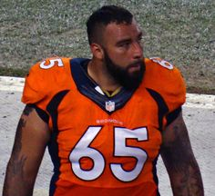 Louis Nicholas Vasquez (born Corsicana, Texas) is an American football offensive guard for the Denver Broncos of the National Football League(NFL). He was drafted by the San Diego Chargers in the third round of the 2009 NFL Draft. He played college football for Texas Tech.