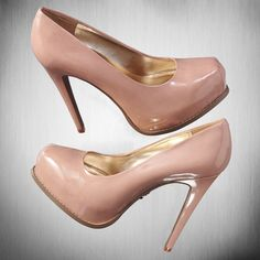 3d5e75a263e9 Just got these at Khols! Love them. Nude Shoes