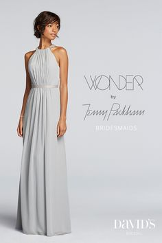 Celebrity designer Jenny Packham's exclusive line for David's Bridal is now available online & in stores.