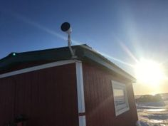 Wepitching this ideal to a local resort on Mille Lacs Lake toexpand theirguest wireless that we builtlast year out to their fish houses that they rent out to guests. So guests can stream Netflix, amazon prime, etc in the fish houses. The resort liked the ideal and it would be service that no...