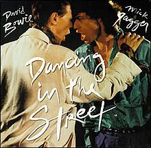 David Bowie & Mick Jagger: Dancing in the Street