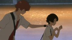 The girl who leapt through time: I want to be with someone like Chiaki :/