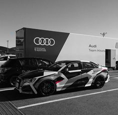 The Audi dream