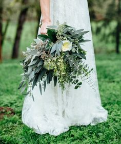 Top Wedding Trends 2015, GORGEOUS GREENERY #2015weddingtrends #weddingflowertrends