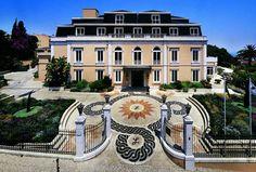 Hotel Olissippo Lapa Palace in Lisbon | Splendia - http://pinterest.com/splendia/