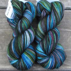 Zombie Games - 2-Ply Toes - Babette | Miss Babs Hand-Dyed Yarns & Fibers, Inc.