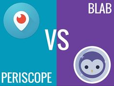 Periscope or Blab? What You Need to Know About Mobile Livestreaming [INFOGRAPHIC] - Social Media Week