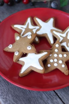 Christmas Gingerbread Biscuits from Nourish Magazine www.nourishmagazine.co.nz