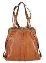 Patricia Nash - Italian Leather. i want a backpack that looks like this