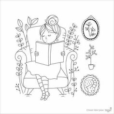 The Latest Trend in Embroidery – Embroidery on Paper - Embroidery Patterns Embroidery Designs, Paper Embroidery, Cross Stitch Embroidery, Hand Embroidery Patterns Free, Doily Patterns, Dress Patterns, Coloring Books, Coloring Pages, Digi Stamps