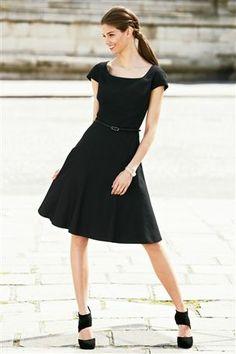 Smart work dress
